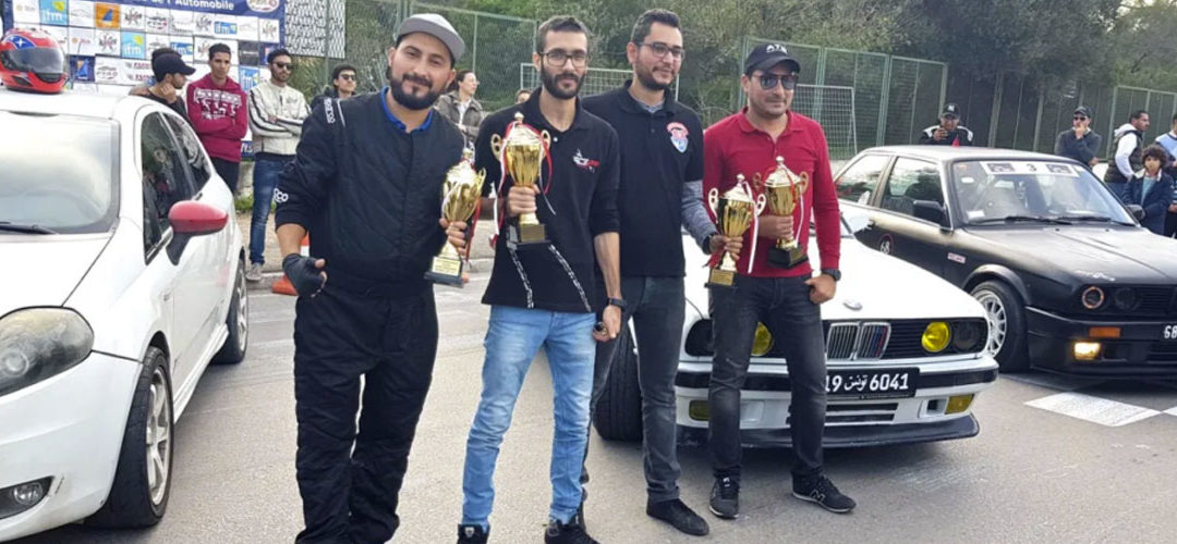 ATB Tunisia Run&Tuning 2019: Super Finale, Supers pilotes!