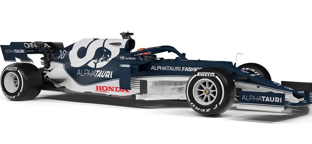 F1: Red Bull et AlphaTauri continueront d'utiliser un moteur Honda