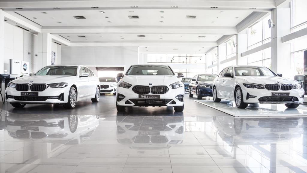 BMW COLLECTION, les BMW Série 2, Série 3 et Série 5 proposées en Éditions limitées