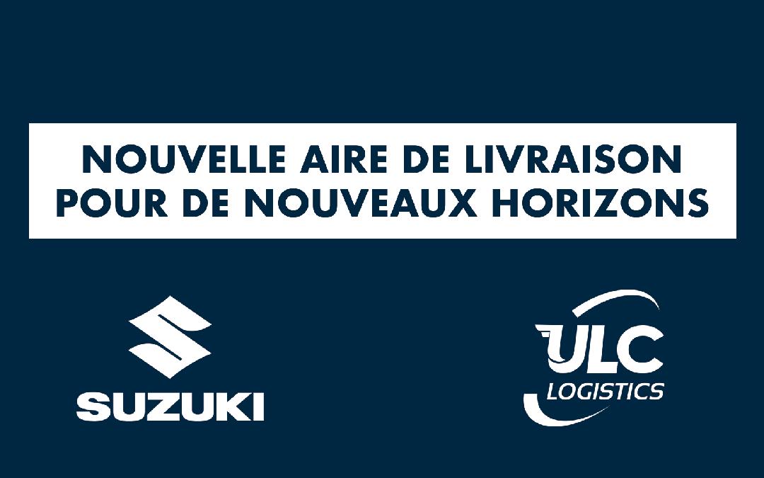 Carpro Suzuki, Nouvelle aire de livraison pour de nouveaux horizons!