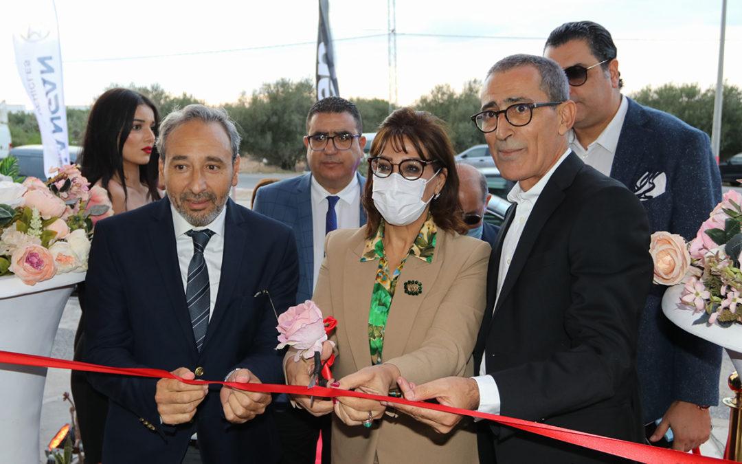 Nouvelle Agence 3S ITALCAR «Bassem Service-Auto» à Sousse